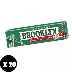 brooklyn brooklyn extramint new formula gustolungo (20pz)