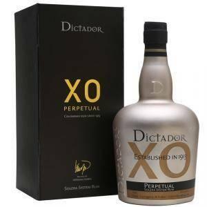 dictador dictador xo perpetual solera system rum 70 cl in astuccio