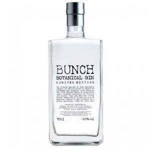 bunch bunch botanical gin limited edition 70 cl
