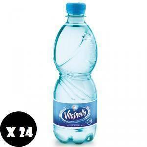 vitasnella vitasnella acqua naturale 500 ml (24pz)