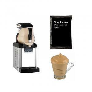 spm spm granitore crema caffe + 32 kg crema caffe senza glutine