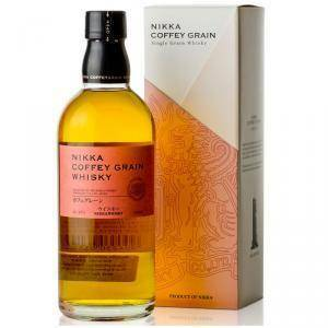 nikka nikka whisky coffey grain 70 cl in astuccio