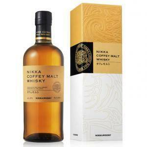 nikka nikka whisky coffey malt 70 cl in astuccio