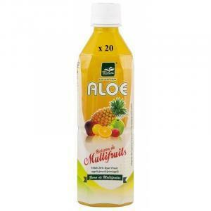 tropical tropical aloe vera multifruits drink 500 ml confezione da 20 bottigliette