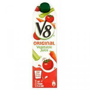 v8 v8 vegetable juice succo di frutta vegetale 1 lt
