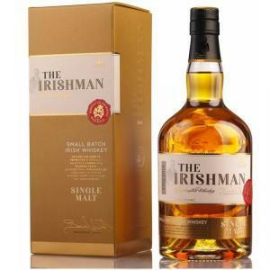the irishman the irishman small batch irish whisky single malt 70 cl in astuccio