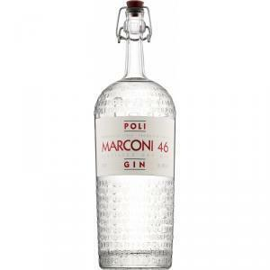 poli poli gin marconi 46 distilled dry gin 70 cl