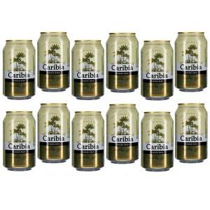 caribia caribia ginger beer 33 cl 12pz
