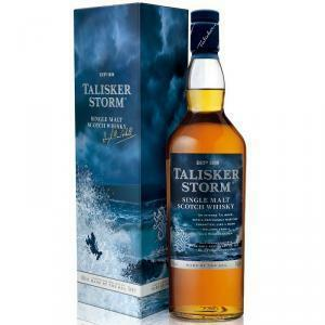 talisker talisker storm single malt scotch whisky 70 cl in astuccio
