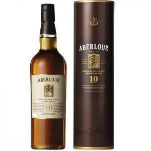 aberlour aberlour 10 years highland single malt scotch whisky 1 lt