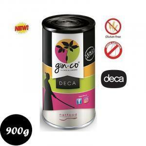 natfood natfood ginseng ginco solubile gin-co 900g decaffeinato senza glutine senza lattosio