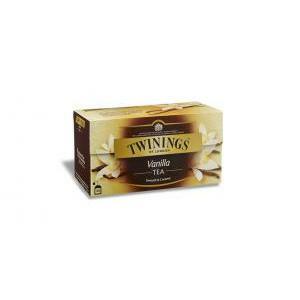 twinings twinings vanilla tea 25 filtri