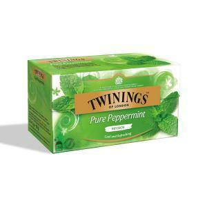 twinings twinings pure peppermint infuso 25 filtri