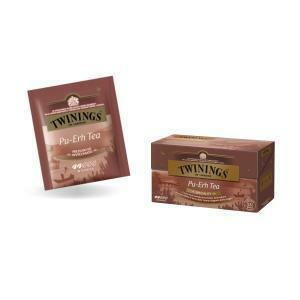 twinings twinings pu-erh tea 25 filtri