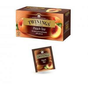 twinings twinings peach tea 25 filtri