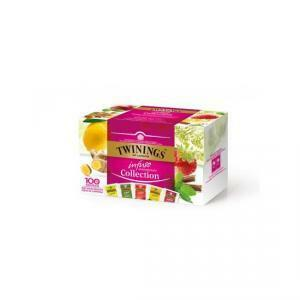 twinings twinings infuso aromatizzato collection 20 filtri