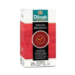 dilmah dilmah english breakfast tea 25 pz