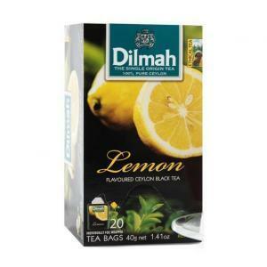 dilmah dilmah lemon ceylon black tea 20 pz