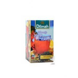 dilmah dilmah naturally spicy berry infusion 20 pz