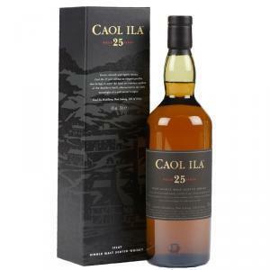 caol ila caol ila single malt scotch whisky aged 25 years 70 cl in astuccio