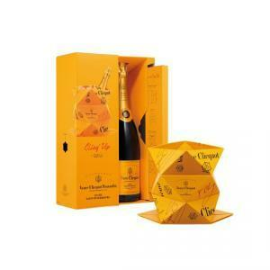 veuve clicquot veuve clicquot saint petersbourg clicq up cuvee brut con secchiello in astuccio 75 cl