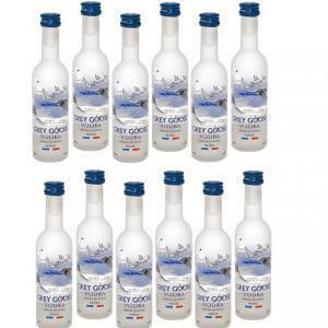 grey goose grey goose vodka mignon 50 ml 12 pz