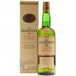 the glenlivet the glenlivet pure single malt scotch whisky aged 12 years 70 cl george smith's
