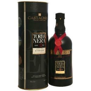 castagner castagner grappa torba nera 10 years riserva 70 cl in astuccio