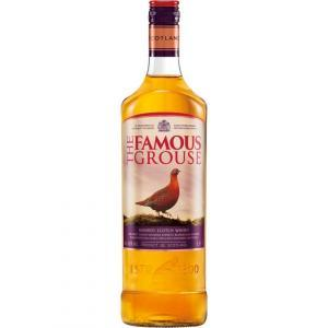 the famous grouse the famous grouse whisky 70 cl   2 bicchieri firmati