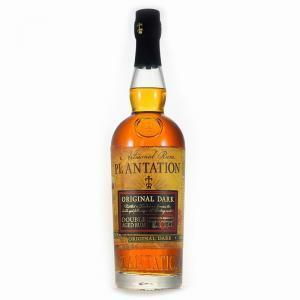 plantation plantation original dark artisanal rum duble aged 70 cl