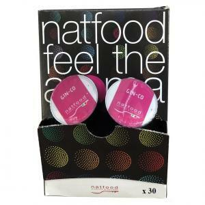 natfood natfood ginseng ginco solubile gin-co capsule compatibile dolce gusto nescafe' 30pz