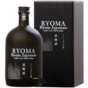 ryoma ryoma rhum japonais vieilli 7 ans 70 cl in astuccio