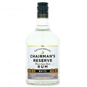 st. lucia distillers st. lucia distillers chairman's reserve rhum white 70 cl