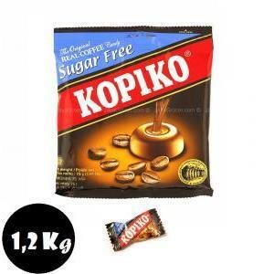 kopiko kopiko caramelle al caffe' senza zucchero 1,2kg
