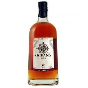 ocean's ocean's rum tasty & singular 7 anni 70 cl