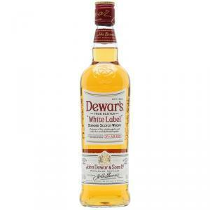 dewar's dewar's white label blended scotch whisky 70 cl