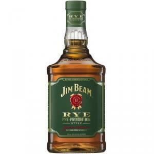 jim beam jim beam rye pre-prohibition style whiskey 70 cl