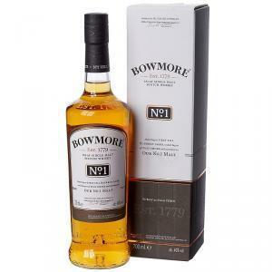 bowmore bowmore n 1 - islay single malt scotch whisky 70 cl in astuccio