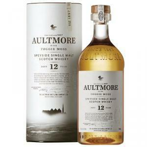 aultmore aultmore speyside single malt scotch whisky aged 12 years 70 cl in astuccio