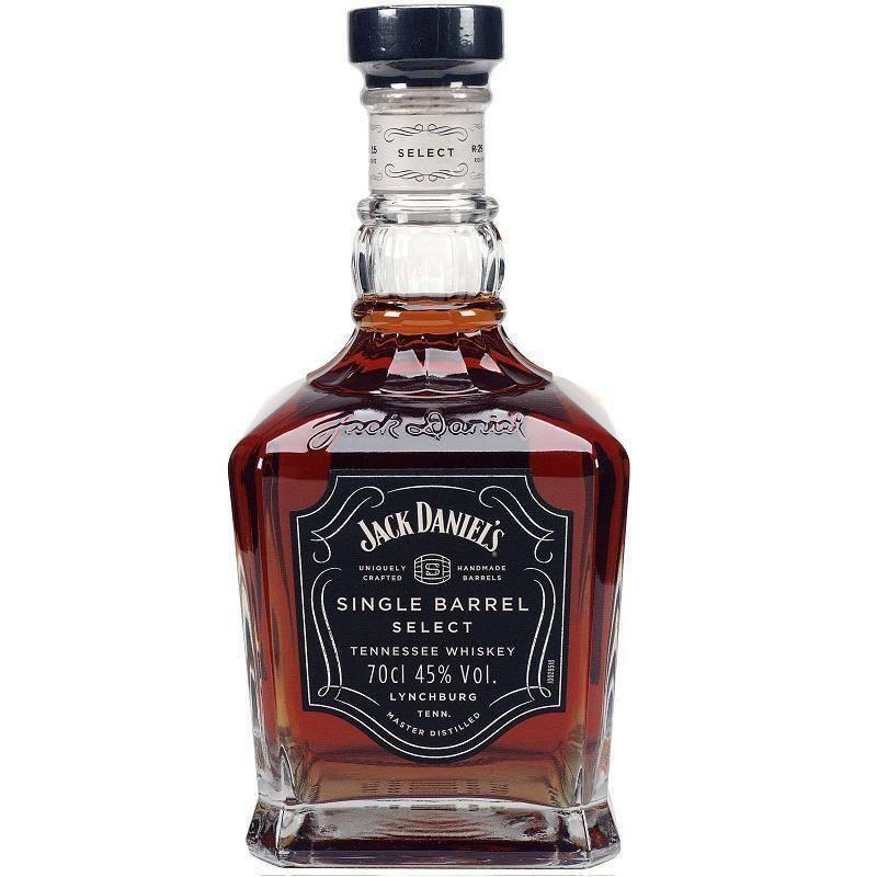 jack daniel's jack daniel's whisky single barrel select 70 cl