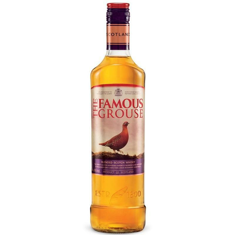 the famous grouse the famous grouse whisky 70 cl