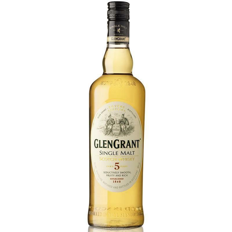 glen grant glen grant 5 anni whisky 70 cl