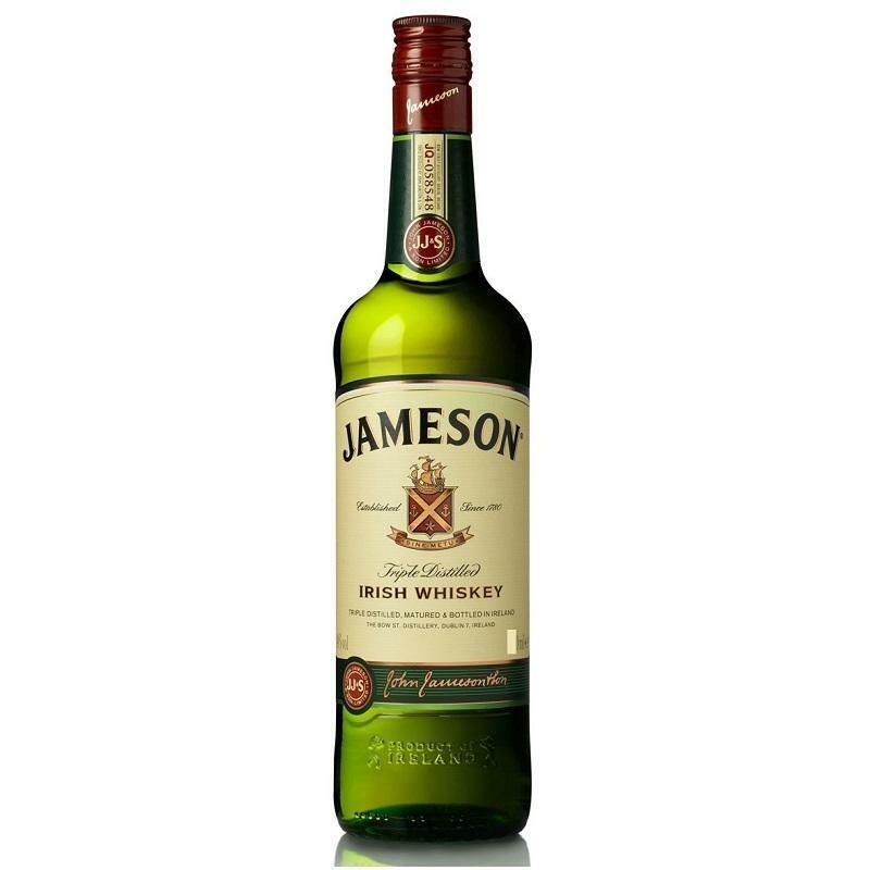 jameson jameson irish whisky 1 litro