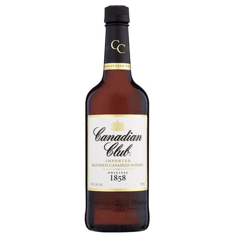 canadian club canadian club whisky 70 cl