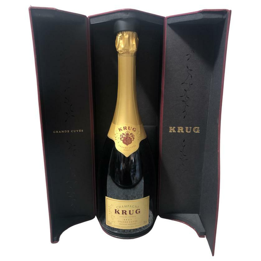 krug krug champagne gran cuvee 75 cl