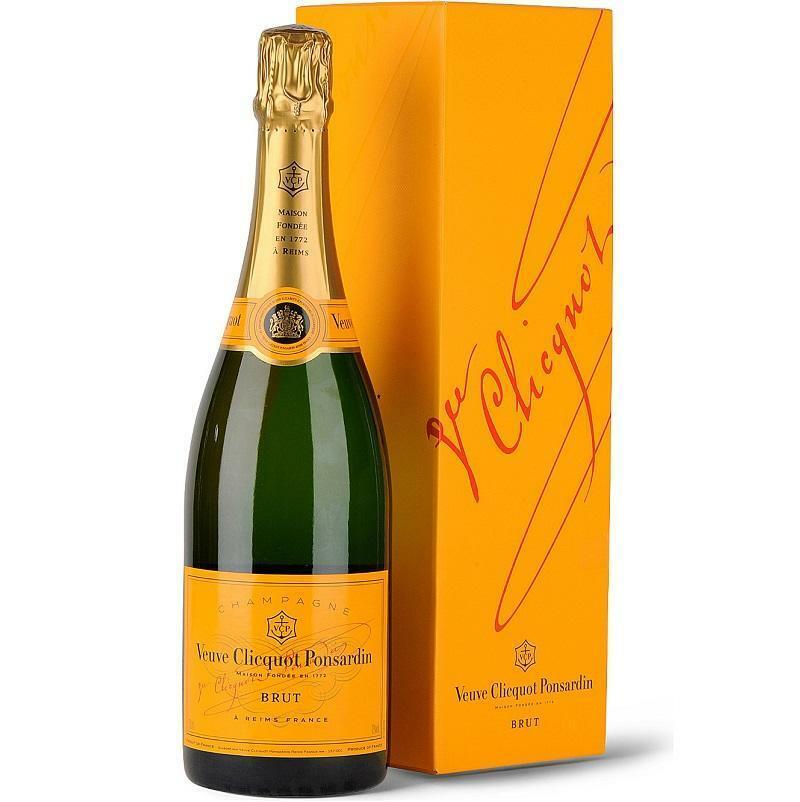veuve clicquot veuve clicquot ponsardin champagne brut 75 cl in astuccio