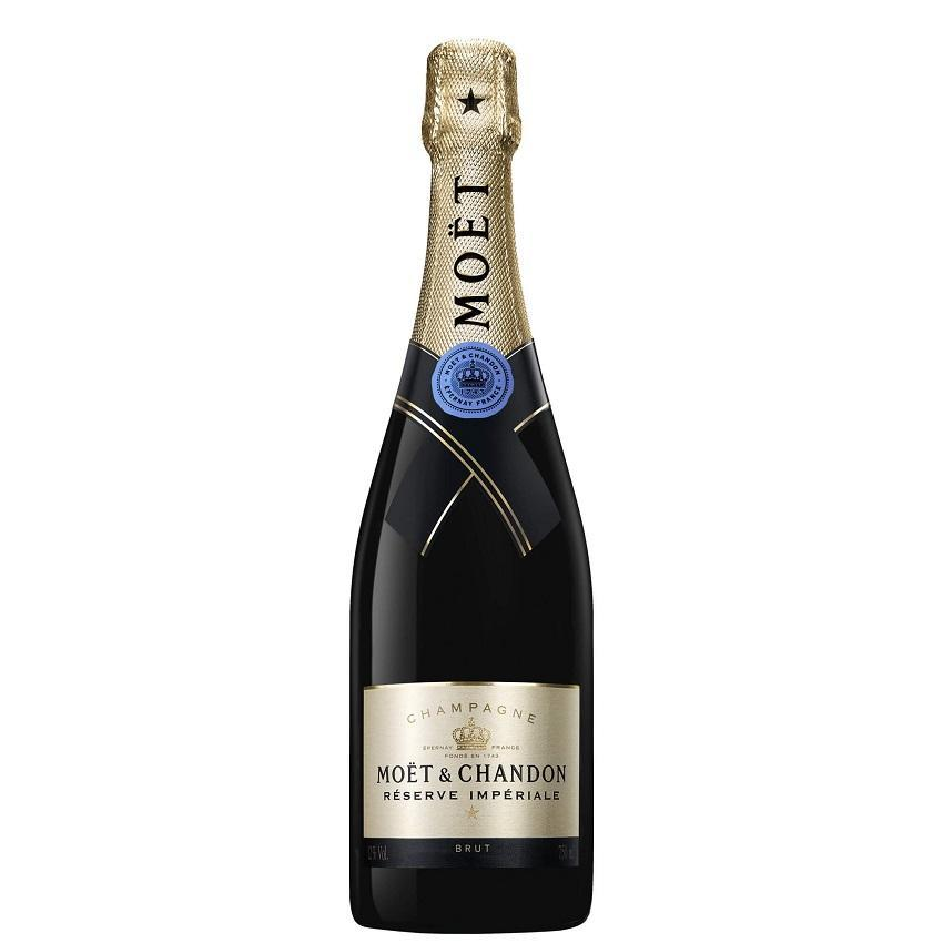 moet & chandon moet & chandon champagne brut reserve imperiale 75 cl in astuccio blu