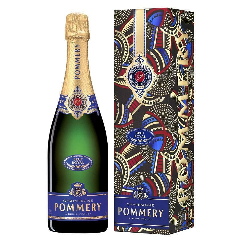 pommery pommery champagne royal brut 75 cl