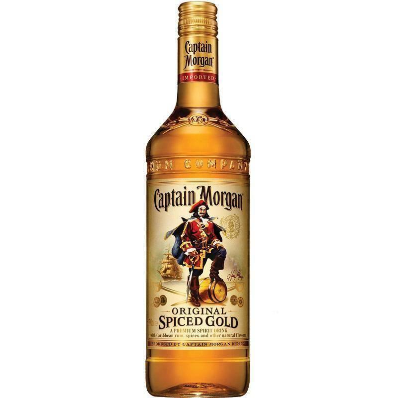 captain morgan captain morgan rum 1 litro