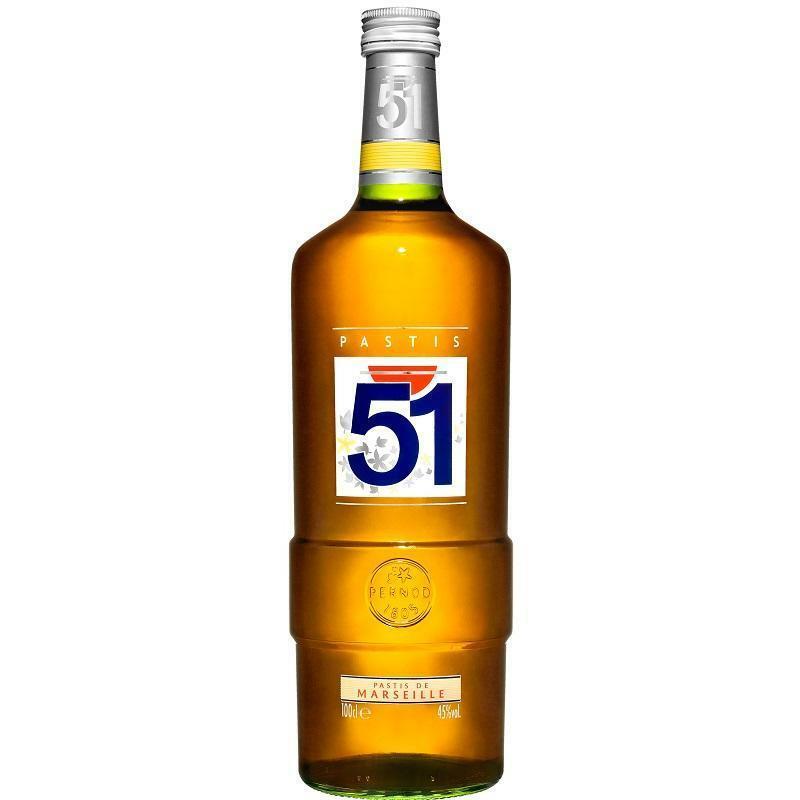 pastis pastis 51 1 litro